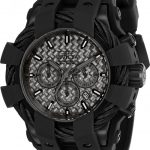 Invicta Bolt Sport Men's Quartz 48mm Black Case Black Dial – Model 23865