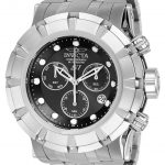 Invicta S1 Rally Mens Quartz 54mm Stainless Steel Case Black Dial – Model 23951