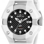 Invicta S1 Rally Mens Automatic 51.2mm Stainless Steel Case Black Dial – Model 23957