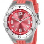 Invicta Angel Womens Quartz 38mm Stainless Steel Case Rose Dial – Model 24122