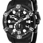 Invicta Bolt Mens Quartz 50mm Black Case Black Dial – Model 24220