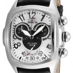 Invicta Disney Limited Edition Mickey Mouse Mens Quartz 43.5mm Stainless Steel Case Silver Dial – Model 24522