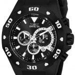 Invicta Pro Diver Mens Quartz 52mm Black Case Black Dial – Model 24684
