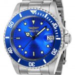 Invicta Pro Diver Mens Automatic 40mm Stainless Steel Case Blue Dial – Model 24761