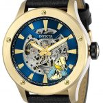 Invicta Disney Limited Edition Donald Duck Mens Automatic 48mm Gold Case Blue Dial – Model 24959