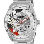 Invicta Disney Limited Edition Mickey Mouse Womens Automatic 38mm Stainless Steel Case Silver Dial – Model 25347