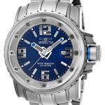 Invicta Pro Diver Mens Automatic 49mm Stainless Steel Case Blue Dial – Model 26027