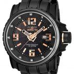 Invicta Pro Diver Mens Automatic 49mm Black Case Black Dial – Model 26028