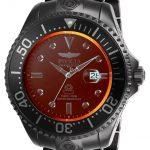 Invicta Pro Diver Mens Automatic 54mm Black Case Black Dial – Model 26330