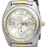 Invicta Angel Womens Quartz 38.5mm Stainless Steel Case Silver Dial – Model 26744