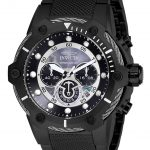 Invicta Bolt Mens Quartz 51.5mm Black Case Black Dial – Model 26810