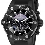 Invicta Bolt Mens Quartz 51.5mm Black Case Black Dial – Model 26817
