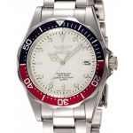 Invicta Pro Diver Quartz Watch – Stainless Steel case Stainless Steel band – Model 8933