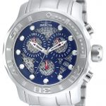 Invicta Pro Diver Quartz Watch – Stainless Steel case Stainless Steel band – Model 90074