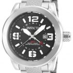 Invicta Coalition Forces Swiss Movement Quartz Watch – Stainless Steel case Stainless Steel band – Model 90274