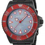 Invicta Pro Diver Men's Quartz 44mm Black Case Grey Dial – Model 90296