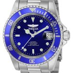 Invicta Pro Diver Men's Automatic 40mm Stainless Steel Case Blue Dial – Model 9094ob
