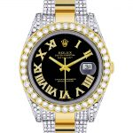 Rolex Datejust 2 / 18K Yellow Gold