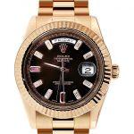 Rolex Day-Date 2 / 18K Rose Gold