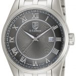 S. Coifman Quartz Watch – Stainless Steel case Stainless Steel band – Model SC0099