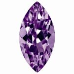 Loose Amethyst Gemstone 10x5mm Marquise AAA Quality
