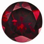 Loose Garnet Gemstone 5mm Round AA Quality
