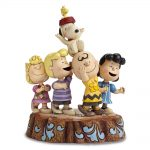 Peanuts By Jim Shore 65th Hooray Anniversary Figurine