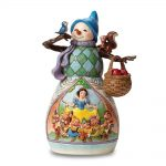 Disney Traditions Jim Shore Snow White Snowman Figurine