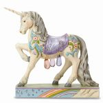 Jim Shore Unicorn Spring Wonderland Figurine