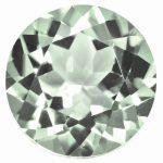 Loose Green Quartz Gemstone 5mm Round AA Quality
