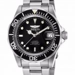 Invicta Pro Diver Men's Automatic 40mm Stainless Steel Case Black Dial – Model 8926