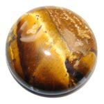 Amazing Iron Brown Tigers's Eye 17.5ct Stone