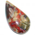 Big One Of the Kind Crazy Lace Jasper 75.5ct Stone