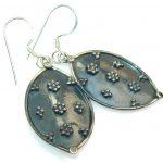 Trade Secret!! Silver Sterling Silver earrings