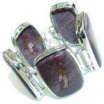 Secret Style!! Mookaite Sterling Silver Bracelet