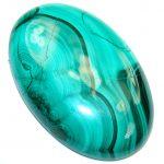 Amazing AAA Green Malachite 86ct Stone