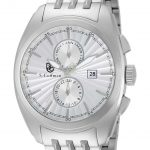 S. Coifman Swiss Movement Quartz Watch – Stainless Steel case Stainless Steel band – Model SC0136