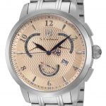 S. Coifman Quartz Watch – Stainless Steel case Stainless Steel band – Model SC0236