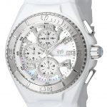 TechnoMarine Cruise JellyFish 40mm watch with White dial OS60 Quartz – Model 115271