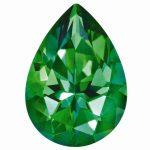 Loose Topaz Gemstone Rainforest 9x6mm Pear