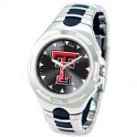Mens Texas Tech University Victory Watch