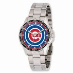 Mens MLB Chicago Cubs Coach Watch
